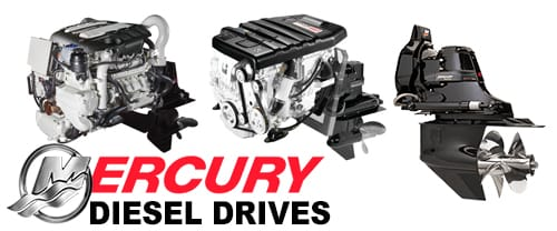 mercury Diesel Drives