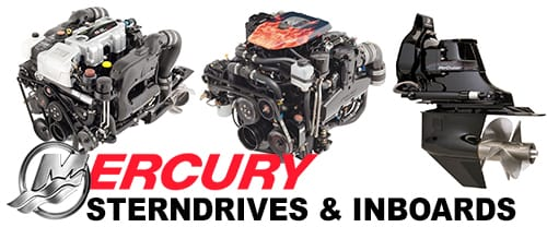 mercury Sterndrives Inboards