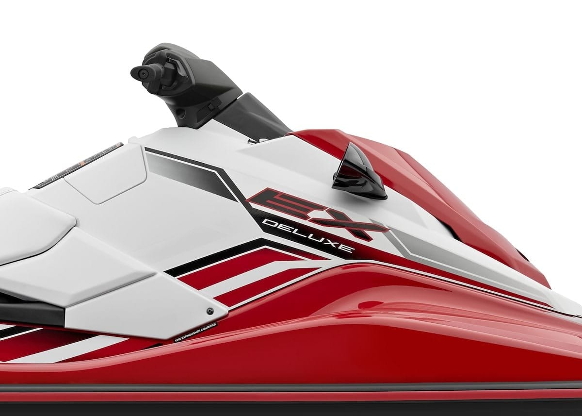 2019 Yamaha EXDELUXE EU Torch Red Metallic Detail 005 Tablet