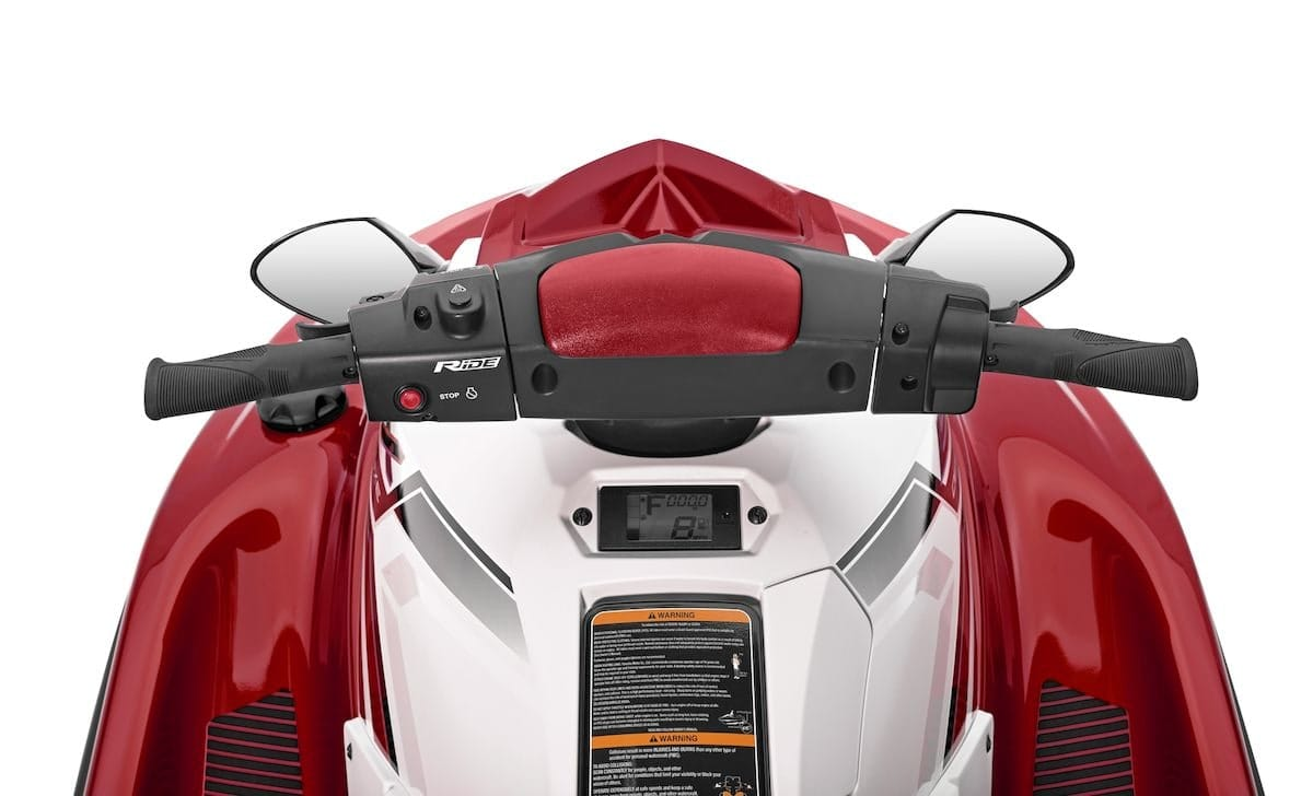 2019 Yamaha EXDELUXE EU Torch Red Metallic Detail 006 Tablet