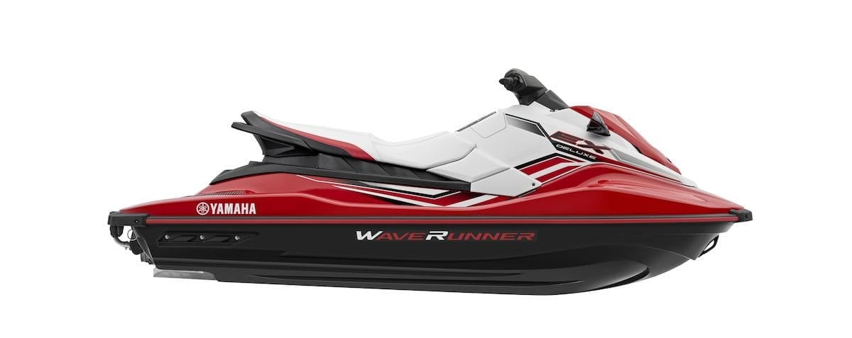 2019 Yamaha EXDELUXE EU Torch Red Metallic Detail 008 Tablet