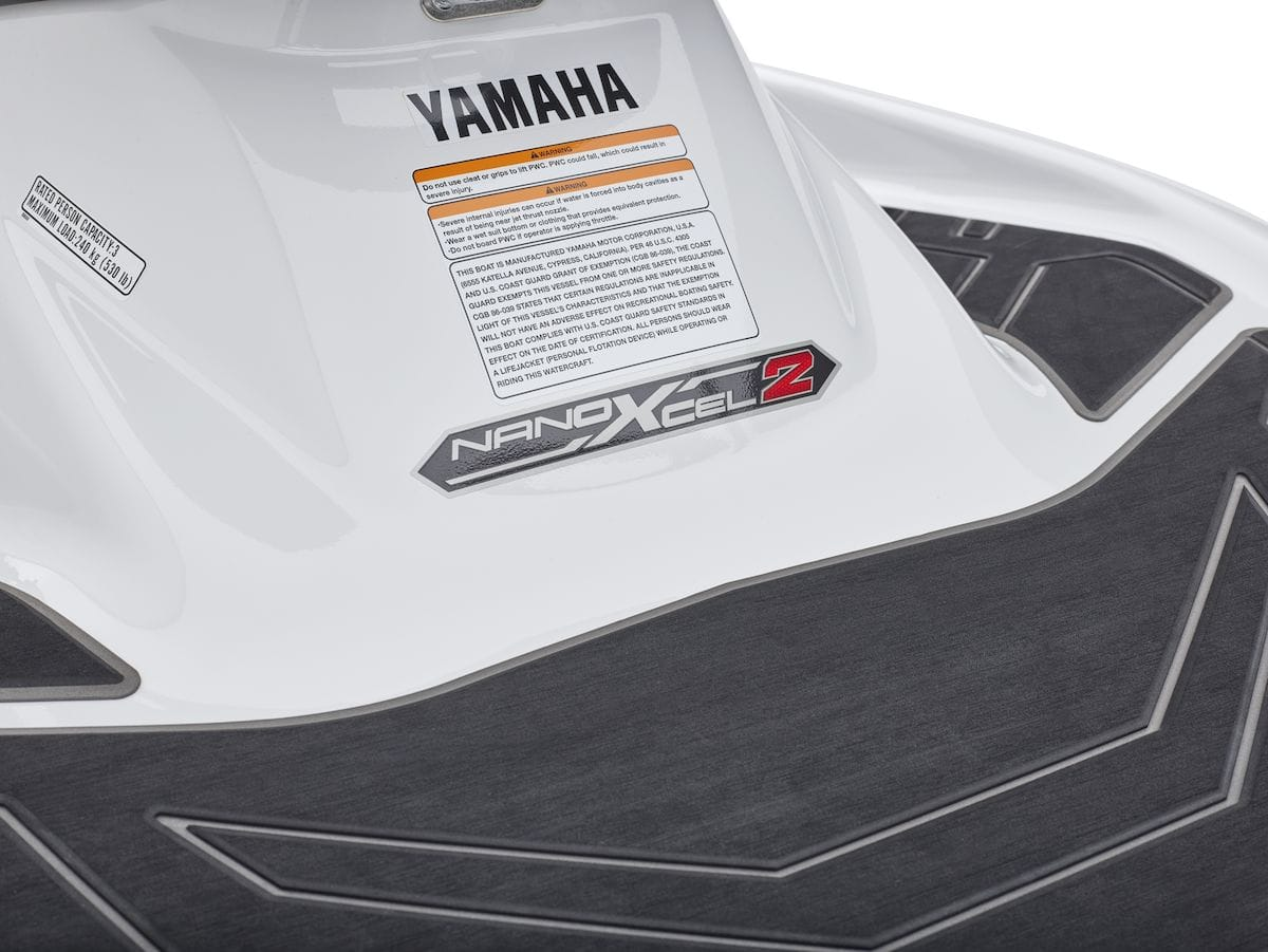 2019 Yamaha VXR EU Torch Red Metallic Detail 003 Tablet