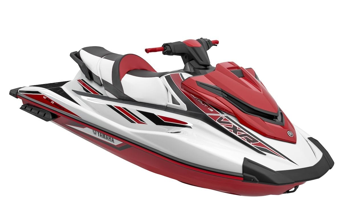 2019 Yamaha VXR EU Torch Red Metallic Detail 004 Tablet
