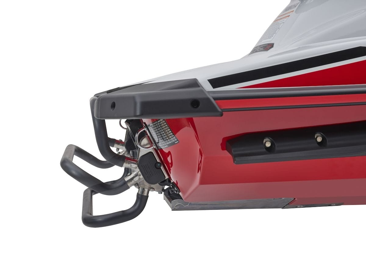 2019 Yamaha VXR EU Torch Red Metallic Detail 008 Tablet