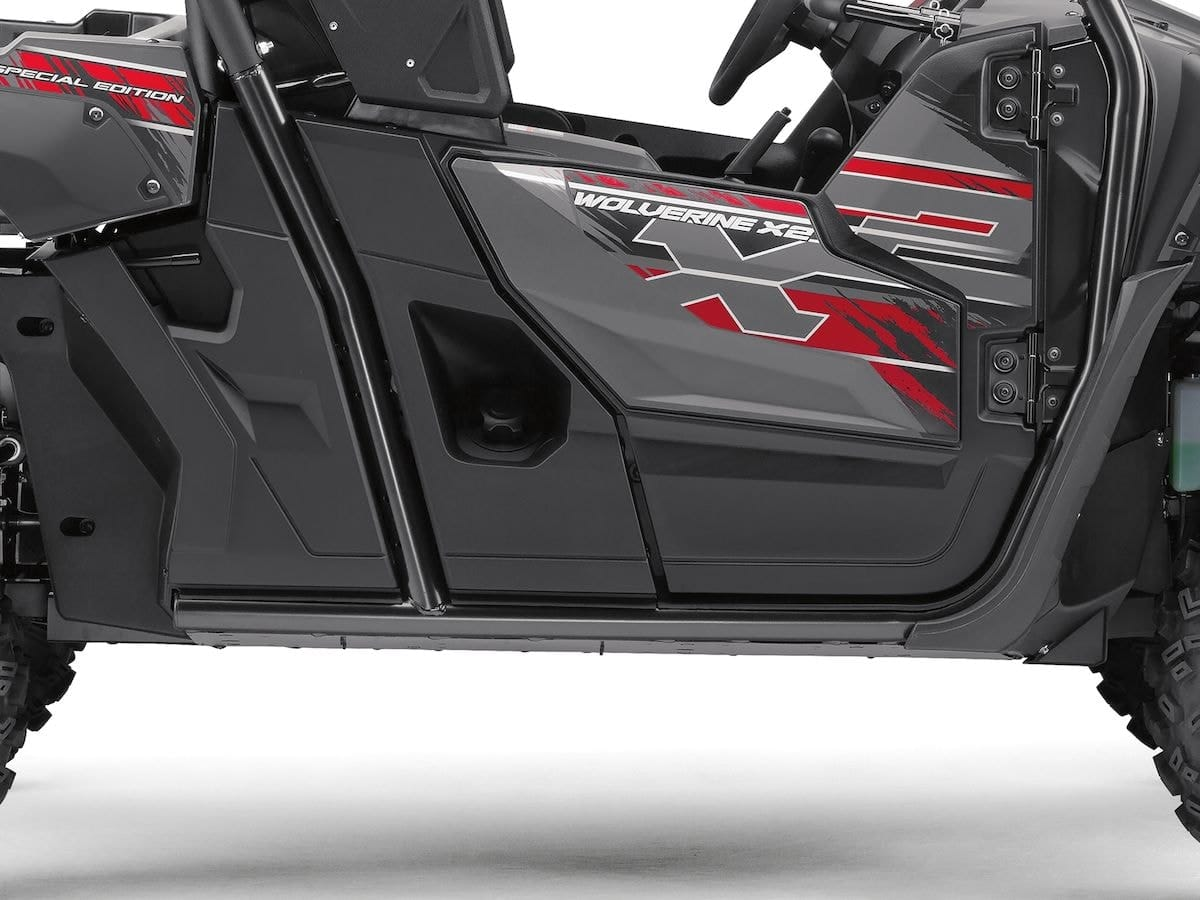 2019 Yamaha YXF850ESE EU Satin Black Detail 002 Tablet