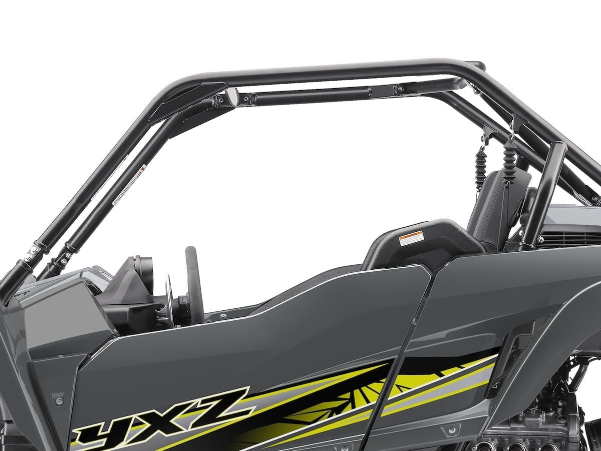 2019 Yamaha YXZ1000ESS EU Stormcloud Grey Detail 006 Tablet