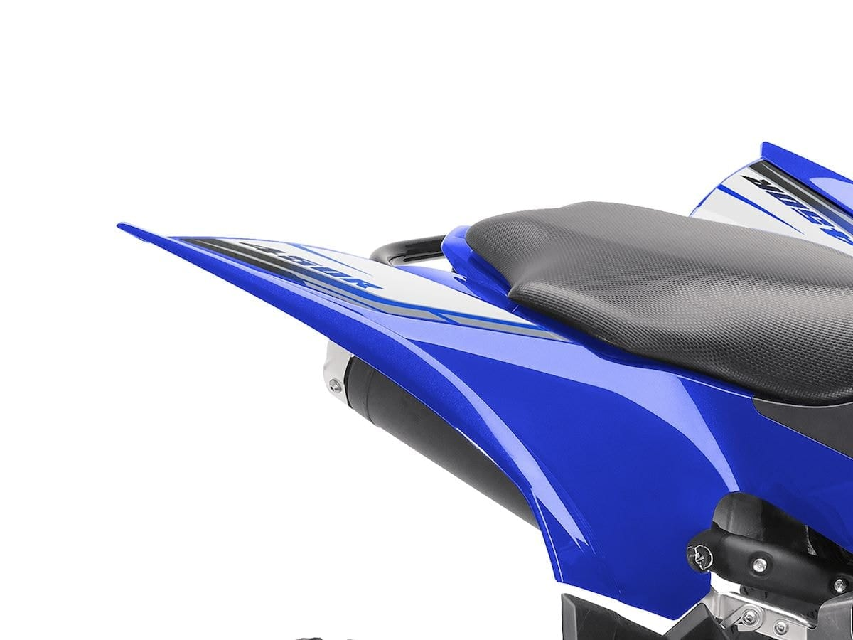 2019 Yamaha YFZ450R EU Racing Blue Detail 007 Tablet