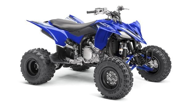2019 Yamaha YFZ450R EU Racing Blue Studio 001 03 Mobile
